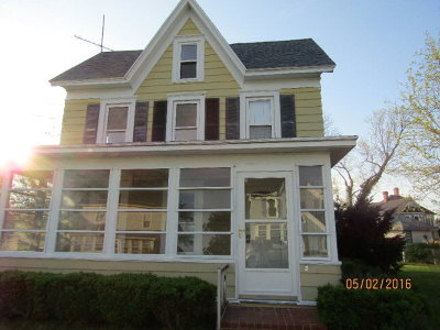 Greenbackville VA Single Family Home For Sale: $99,900