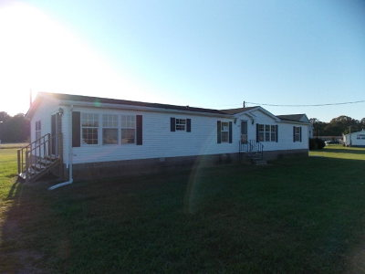 Pungoteague VA Single Family Home For Sale: $44,800