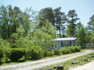 Northampton County, Accomack County Single Family Home Under Contract/Continue To Sho: 18636 Germaine Ln