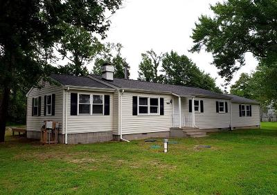 Chincoteague Single Family Home Under Contract/Continue To Sho: 7121 Wayne Rd