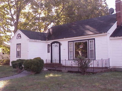 Exmore VA Single Family Home For Sale: $90,000