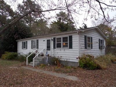 Painter VA Single Family Home For Sale: $78,900