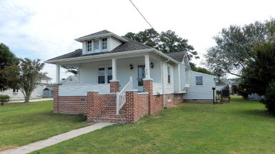 Oyster VA Single Family Home For Sale: $199,000