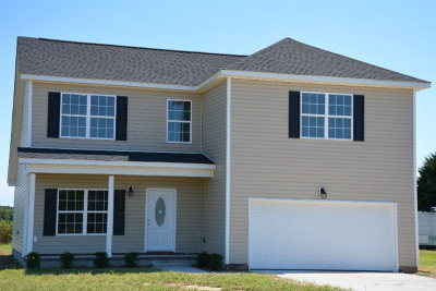 Cape Charles VA Single Family Home For Sale: $249,900