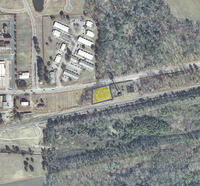 Cape Charles, Capeville, Kiptopeke, Cheriton Residential Lots & Land For Sale: Stone Rd