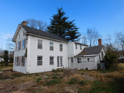 Pungoteague VA Single Family Home For Sale: $60,000