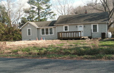 Hallwood VA Single Family Home For Sale: $105,000
