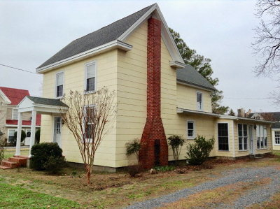 Harborton VA Single Family Home For Sale: $144,900