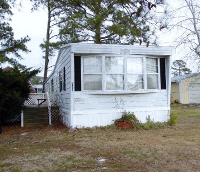 Chincoteague VA Single Family Home For Sale: $79,900