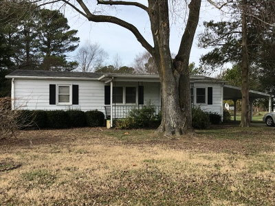 Onancock VA Single Family Home For Sale: $69,900