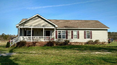 Northampton County, Accomack County Single Family Home For Sale: 16398 Pungoteague Rd