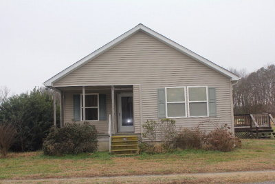 Craddockville VA Single Family Home For Sale: $220,000