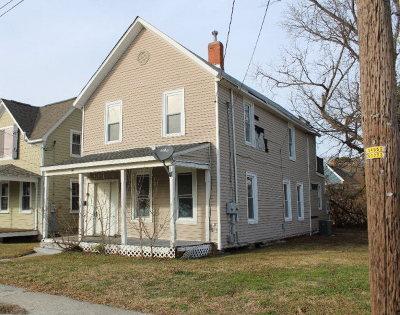 Northampton County Single Family Home Under Contract/Continue To Sho: 547 Mason Ave