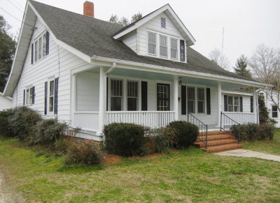 Onancock VA Single Family Home For Sale: $175,000