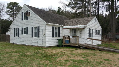 Exmore VA Single Family Home For Sale: $89,900
