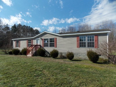 Mappsville VA Single Family Home For Sale: $70,000