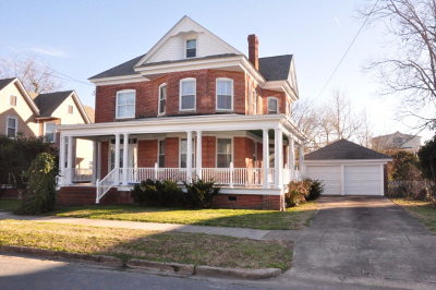 Cape Charles Single Family Home For Sale: 314 Tazewell Ave