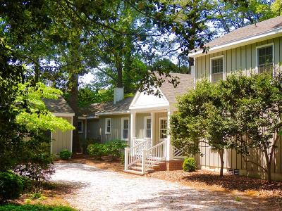 Single Family Home Under Contract/Continue To Sho: 7154 Cedar Cottage Road