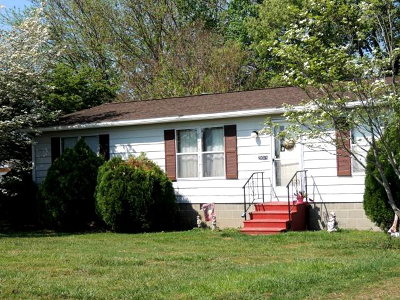 Onancock VA Single Family Home For Sale: $87,000