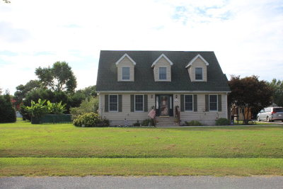 Atlantic VA Single Family Home For Sale: $257,500