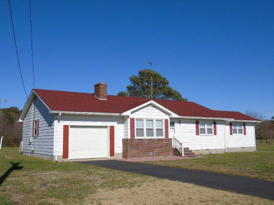 Parksley VA Single Family Home For Sale: $197,500