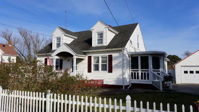 Chincoteague VA Single Family Home For Sale: $219,900