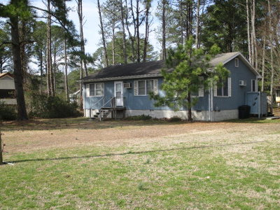 Chincoteague VA Single Family Home Under Contract/Continue To Sho: $229,000