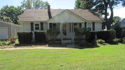 Parksley VA Single Family Home For Sale: $119,000