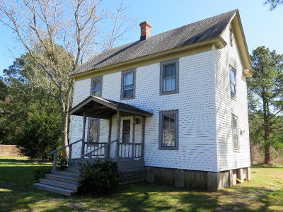 Onancock VA Single Family Home For Sale: $79,900