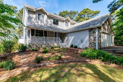 Cape Charles Single Family Home For Sale: 1512 Elliotts Creek Ln