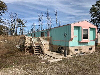 Northampton County, Accomack County Single Family Home For Sale: 8211 Seahorse Dr