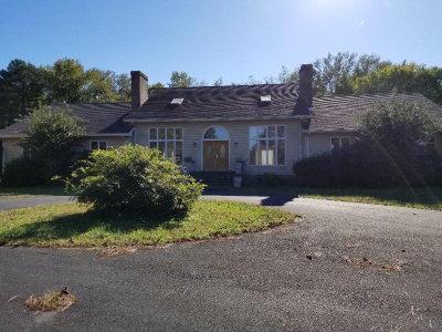 Northampton County, Accomack County Single Family Home For Sale: 27144 Gladding Rd