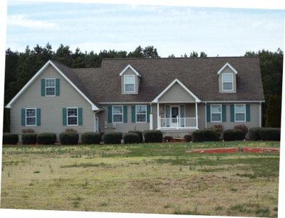 Wachapreague Single Family Home For Sale: 33144 Bradfords Neck Rd
