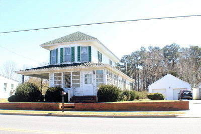 Atlantic VA Single Family Home Under Contract/Continue To Sho: $128,500