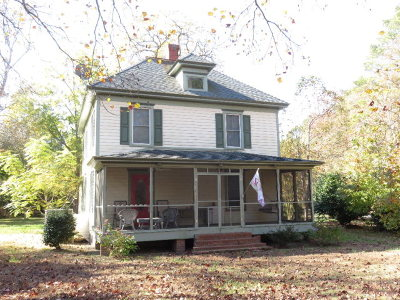 Hacksneck VA Single Family Home For Sale: $199,000