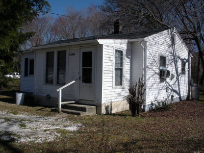 Melfa VA Single Family Home For Sale: $37,000