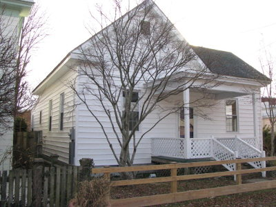 Onancock VA Single Family Home For Sale: $139,000