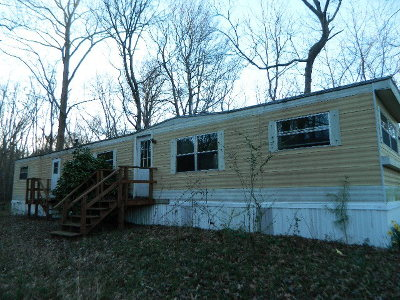 Exmore VA Single Family Home For Sale: $49,900