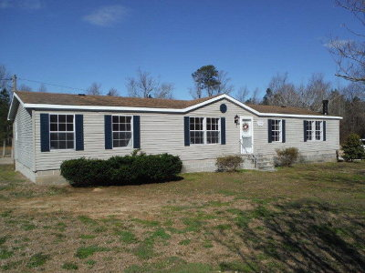 Pungoteague VA Single Family Home For Sale: $119,900