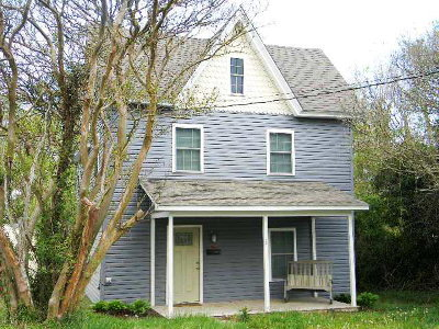 Onancock VA Single Family Home For Sale: $217,800