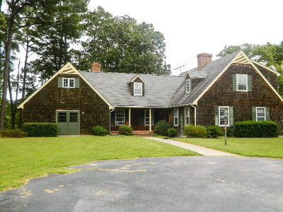 Northampton County Single Family Home Under Contract/Continue To Sho: 10680 Church Neck Rd