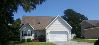 Greenbackville VA Single Family Home For Sale: $189,000