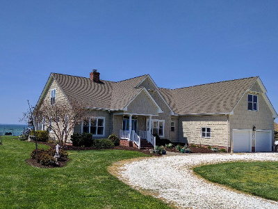 Single Family Home For Sale: 7436 Chesapeake Dr