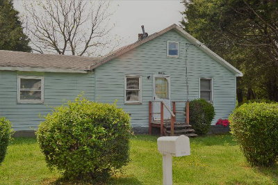 Birdsnest VA Single Family Home For Sale: $35,000