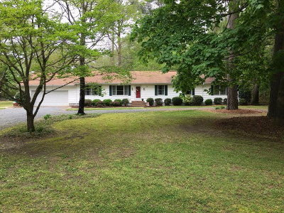 Belle Haven VA Single Family Home For Sale: $239,900
