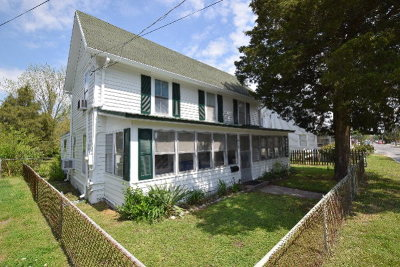 Chincoteague VA Single Family Home For Sale: $174,000