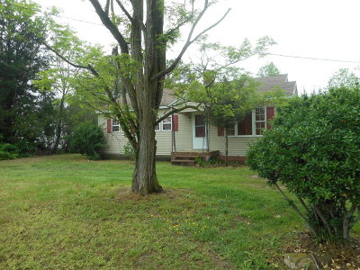 Accomac VA Single Family Home For Sale: $69,900