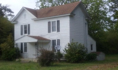 Nelsonia VA Single Family Home For Sale: $79,900