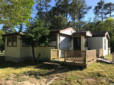 Horntown VA Single Family Home For Sale: $15,000