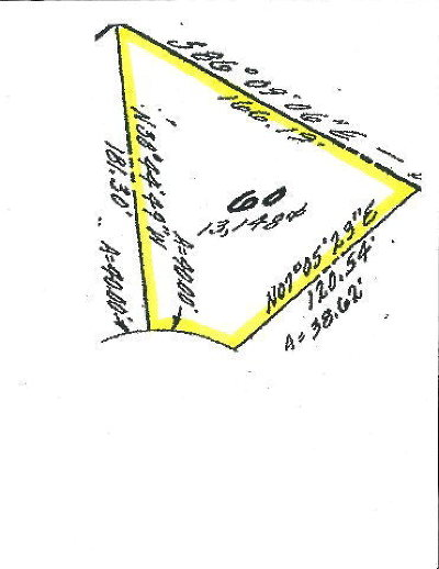 Captains Cove Residential Lots & Land For Sale: Lot 60 Merrimac Ct